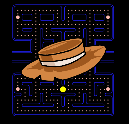 Farmerman Pacman Game