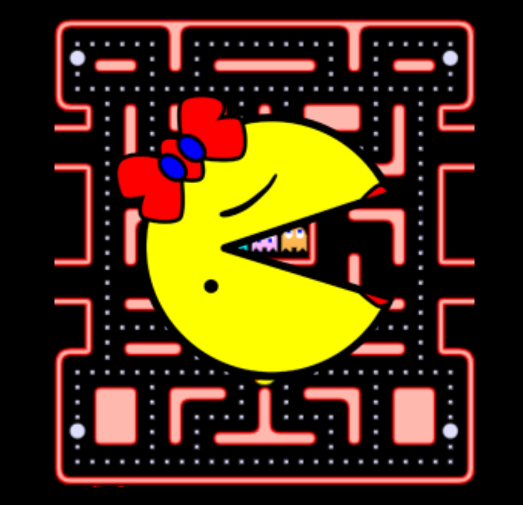 Miss Pacman Game